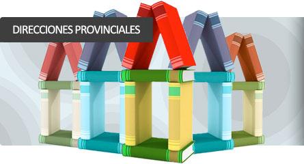 Web de la Dirección Provincial de Educación